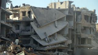 Συρία: Διορία 72 ωρών στους ισλαμιστές αντάρτες για να εγκαταλείψουν την ανατολική Γκούτα