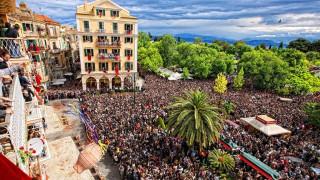 Κανάτια και βενετσιάνικα φανάρια το Πάσχα στην Κέρκυρα