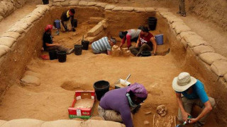 Ανακαλύφθηκε αρχαίος ναός με το σχήμα της Μεγάλης Άρκτου στην Κίνα