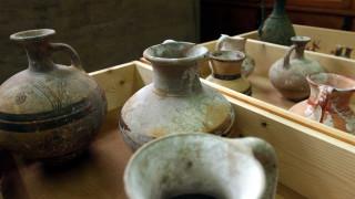 Επαναπατρίζονται κυπριακές αρχαιότητες που είχαν εξαχθεί μετά την τουρκική εισβολή
