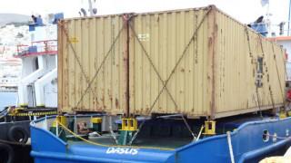 Σύρος: Πλοίο με «μηχανική βλάβη» έκρυβε περισσότερα από 24.000.000 λαθραία τσιγάρα
