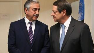Συνάντηση Αναστασιάδη-Ακκιντζί τον Απρίλιο
