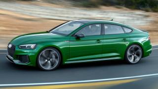 Αυτοκίνητο: Το Audi RS5 Sportback είναι κομψό, άνετο και γρήγορο. Πολύ γρήγορο