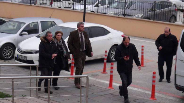 Στην Αδριανούπολη οι γονείς των δύο Ελλήνων στρατιωτικών