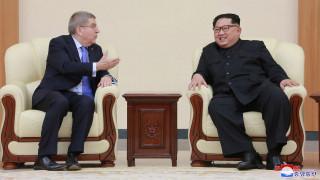 ΔΟΕ: Η Βόρεια Κορέα θα συμμετάσχει στους Ολυμπιακούς του 2020 και του 2022