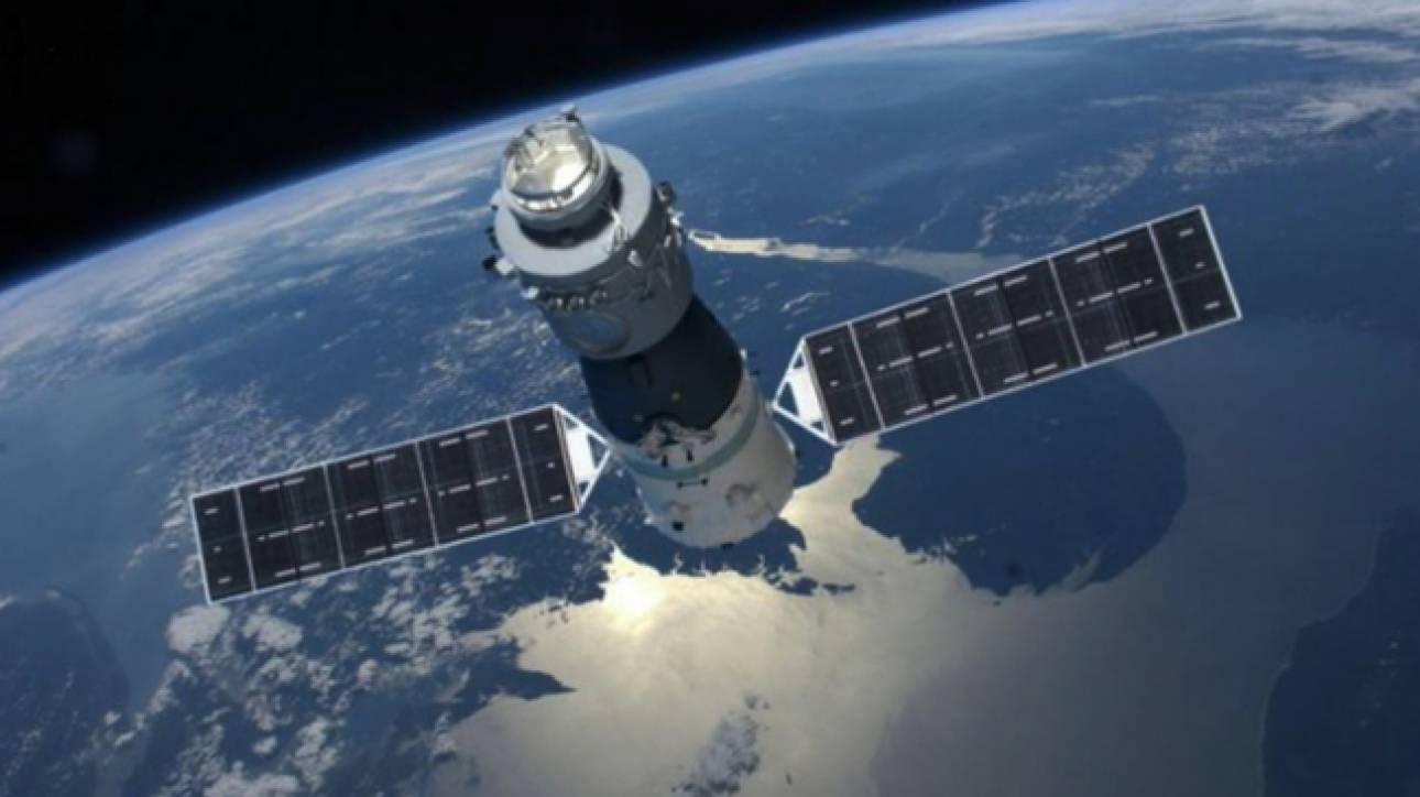 Αντίστροφη μέτρηση για τη συντριβή του Tiangong-1