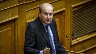 Χατζηδάκης: Διγλωσσία της κυβέρνησης σε Σκοπιανό και ελληνοτουρκικά