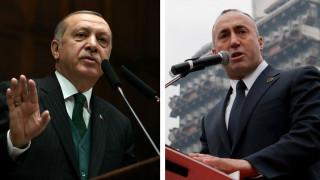 Με τον πρωθυπουργό του Κοσόβου τα βάζει τώρα ο Ερντογάν: Θα το πληρώσεις...