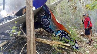Αεροπλάνο συνετρίβη κοντά σε κτήρια στην Καλιφόρνια