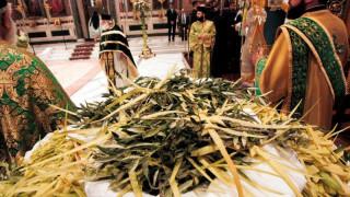 Κυριακή των Βαΐων: Οι παραδόσεις και τα έθιμα της ημέρας