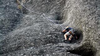 Αίσιο τέλος στην περιπέτεια του Γάλλου ορειβάτη