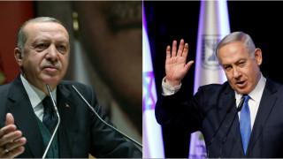 Ερντογάν σε Νετανιάχου: Είσαι κατακτητής και τρομοκράτης