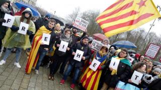 Γερμανία: Διαδήλωση για την απελευθέρωση του Κάρλες Πουτζντεμόν