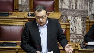 Φάμελλος: Υπάρχει ξεκάθαρη πολιτική ευθύνη για το πρόβλημα υδροδότησης Θεσσαλονίκης