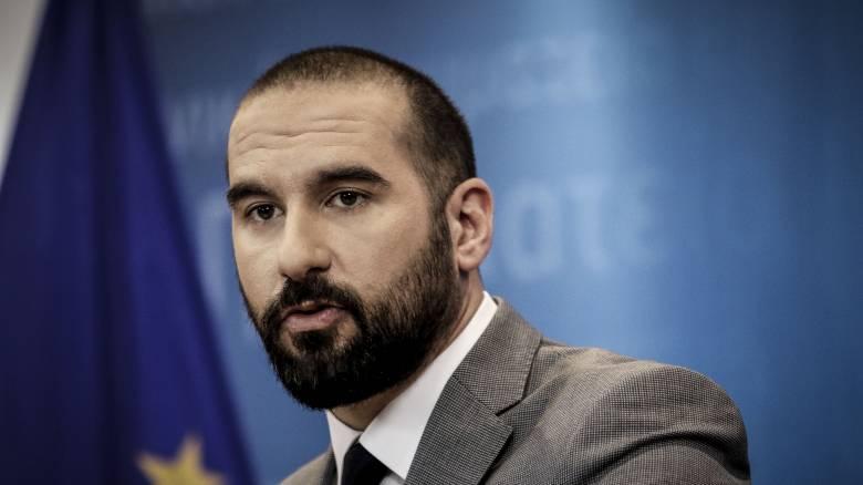 Τζανακόπουλος: Έχει αρχίσει να ξεπερνά τα όρια η κράτηση των Ελλήνων στρατιωτικών