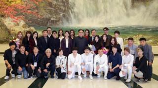 Ο Κιμ Γιονγκ Ουν θαυμαστής της νοτιοκορεατικής ποπ
