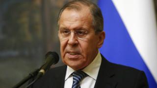 Λαβρόφ: Η περαιτέρω κλιμάκωση της κρίσης στις σχέσεις Μόσχας - Δύσης δεν εξαρτάται από τη Ρωσία