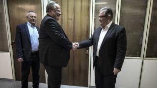 Συνάντηση Κουτσούμπα - Κοτζιά: Την ανησυχία του για τα Βαλκάνια εξέφρασε ο γγ του ΚΚΕ