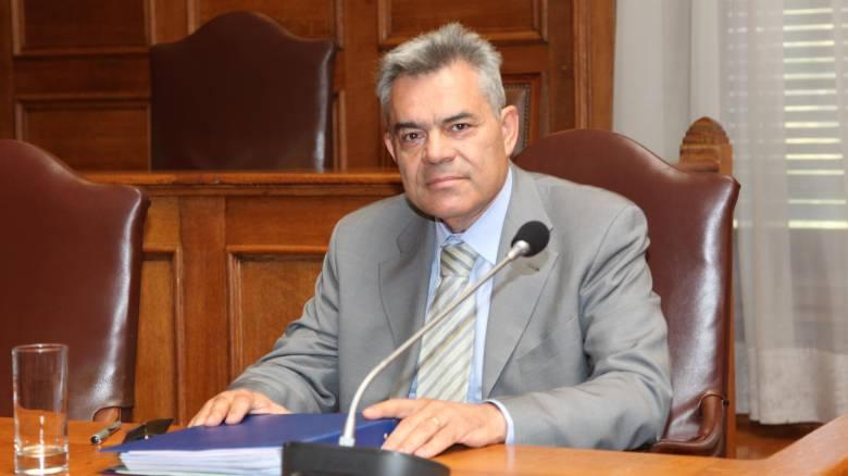 Πρόταση ενοχής για τον Τάσο Μαντέλη για τη μίζα της SIEMENS