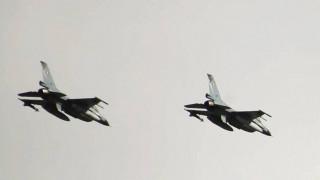 Νέες παραβιάσεις από τουρκικά μαχητικά