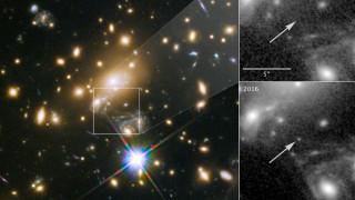 Ίκαρος: Φωτογραφία από το άστρο που είναι... 9 δισεκατομμύρια έτη φωτός μακριά