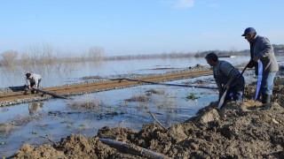 Ποταμός Έβρου: Σε ανησυχητικά επίπεδα και σήμερα η στάθμη των υδάτων