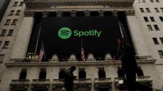 Spotify: με 71 εκατομμύρια συνδρομητές ο βασιλιάς τoυ streaming «χορεύει» τη Wall Street