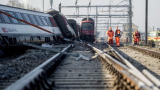 Σύγκρουση τρένων στη Γερμανία – Πληροφορίες για τραυματίες