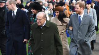 Στο νοσοκομείο ο πρίγκιπας Φίλιππος - Θα υποβληθεί σε επέμβαση