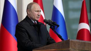 Πούτιν για υπόθεση Σκριπάλ: 20 χώρες μπορούν να παρασκευάσουν νευροπαραλυτικές ουσίες