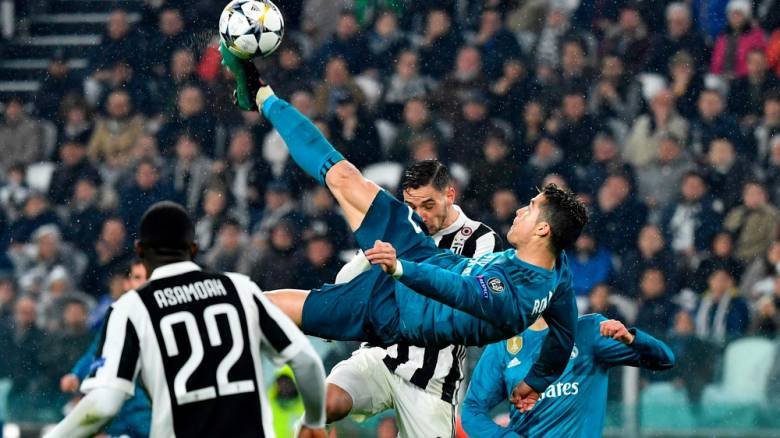 Champions League: Ο Ρονάλντο διέλυσε τη Γιουβέντους, προβάδισμα και για Μπάγερν