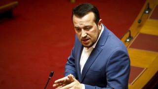 Παππάς: Η Ελλάδα έχει κάθε συμφέρον για τη διατήρηση ενός κλίματος ηρεμίας με την Τουρκία