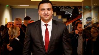 Κικίλιας: Η Νέα Δημοκρατία θα επαναφέρει την ασφάλεια και την τάξη στη χώρα