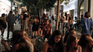 Το ΣτΕ ξηλώνει τα στέγαστρα γνωστών καφετεριών στο Κολωνάκι