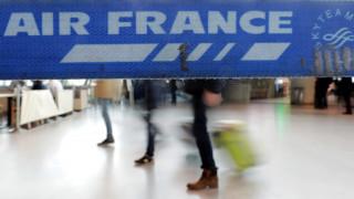 Νέες απεργιακές κινητοποιήσεις από τους εργαζομένους της Air France
