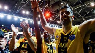 Basketball Champions League: Στο Final 4 η ΑΕΚ