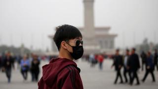 «Μπλε συναγερμός» στην Κίνα για εμφάνιση αμμοθύελλας