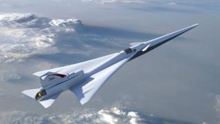 Το νέο «στοίχημα» της NASA: Θέλει να... αναγεννήσει τις υπερηχητικές πτήσεις