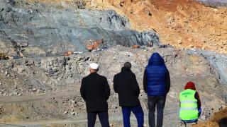 Γεωργία: Νεκροί έξι μεταλλωρύχοι μετά από κατάρρευση στοάς