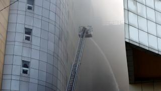 Πυρκαγιά σε νοσοκομείο στην Κωνσταντινούπολη