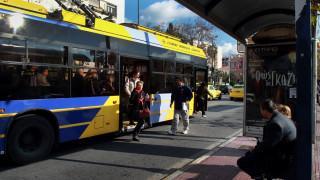 Πάσχα 2018: Οι τροποποιήσεις δρομολογίων σε λεωφορεία και τρόλεϊ