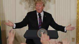 Νέα επίθεση Τραμπ σε Amazon και Washington Post