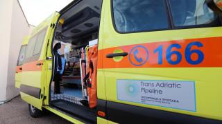 Τροχαίο δυστύχημα με έναν νεκρό και τρεις τραυματίες στη Θεσσαλονίκη