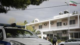 Αποκλειστικό: Επιθέσεις σε πρεσβείες ετοίμαζε ο 47χρονος που επιτέθηκε στην πρεσβεία του Ιράν