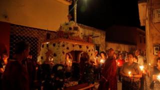 Κέρκυρα: Η εντυπωσιακή περιφορά 33 επιταφίων τη Μεγάλη Παρασκευή