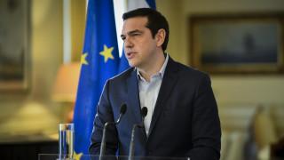 «Απαιτούμε το τέλος του Γολγοθά σας»: Μήνυμα Τσίπρα στους δύο Έλληνες στρατιωτικούς