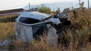 Λαμία: Έπεσε με το αμάξι του σε γκρεμό 100 μέτρων και έζησε
