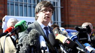 Πουτζντεμόν: Απελευθερώθηκε με εγγύηση 75.000 ευρώ