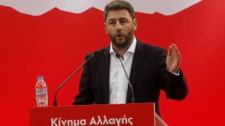 Ανδρουλάκης: Κανείς δεν αμφισβητεί την ανάγκη για μια ουσιαστική Συνταγματική Αναθεώρηση