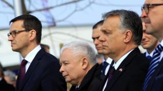 Όρμπαν-Κατσίνσκι υπογράμμισαν την κοινή πορεία Ουγγαρίας-Πολωνίας